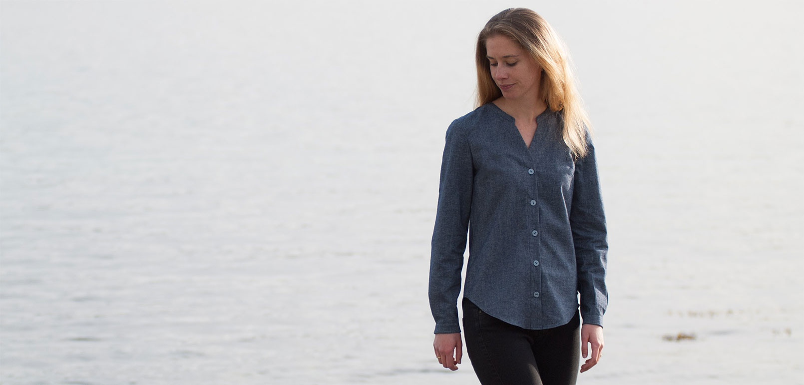 Sew Mariefleur Itch to Stitch Bonn Shirt