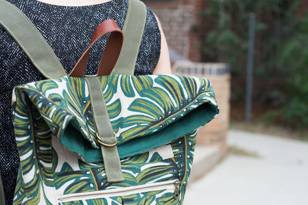 Denver Weekend & Range Backpack – Sew Mariefleur